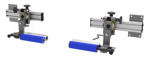 Adjusta-Pull mounting bracket with optional Adjusta-Pull-SL2s